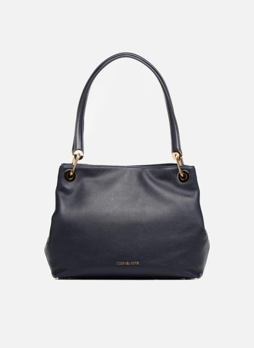 Handtaschen Michael Michael Kors RAVEN LG SHOULDER TOTE blau detaillierte ansicht/modell