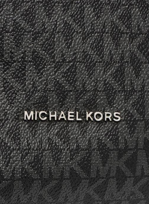 Sacs à main Michael Michael Kors Lex LG CONV HOBO Noir vue gauche