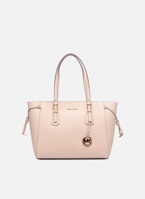 Handtaschen Michael Michael Kors Cabas Voyager MD MF TZ TOTE rosa detaillierte ansicht/modell