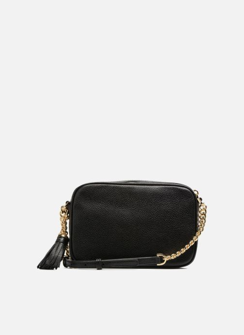 Handbags Michael Michael Kors Ginny MD Camera Bag Black front view