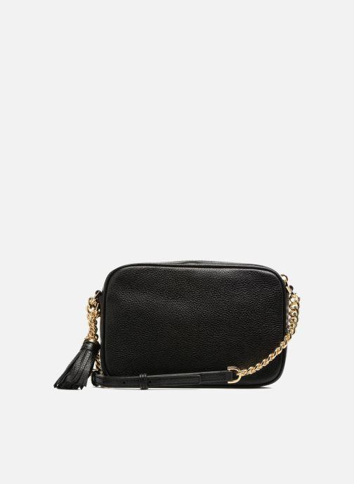 Handtassen Michael Michael Kors Ginny MD Camera Bag Zwart voorkant