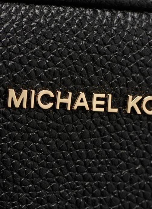 Handbags Michael Michael Kors Ginny MD Camera Bag Black view from the left