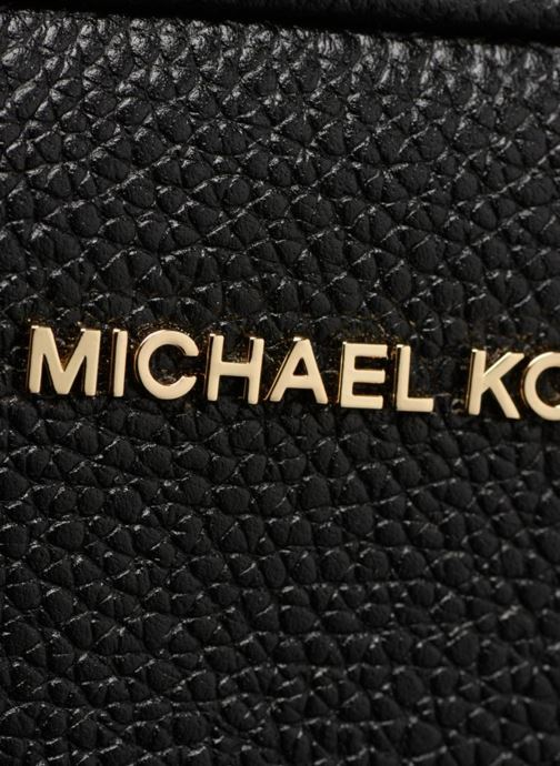 Handbags Michael Michael Kors Ginny MD Camera Bag Black view from the left