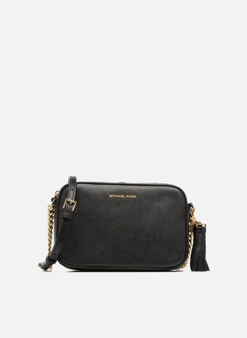 Handtassen Michael Michael Kors Ginny MD Camera Bag Zwart detail