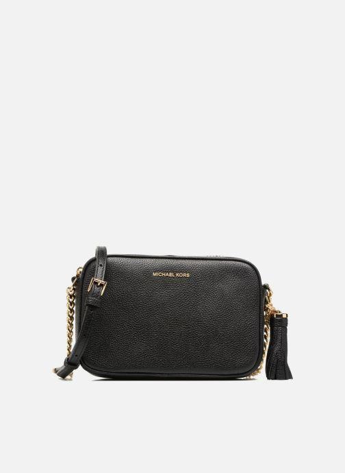 Handtassen Michael Michael Kors Ginny MD Camera Bag Zwart detail