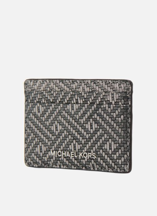 Wallets & cases Michael Michael Kors Money Pieces Card Holder Silver model view