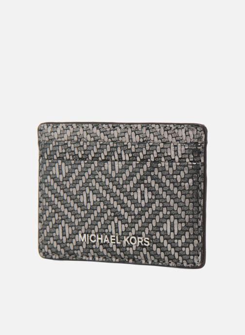 Wallets & cases Michael Michael Kors Money Pieces Card Holder Silver model view