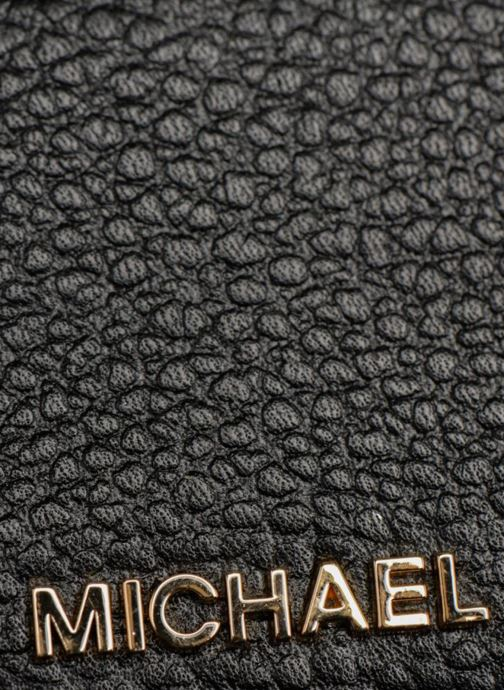 Petite Maroquinerie Michael Michael Kors Money Pieces Card Holder Noir vue gauche