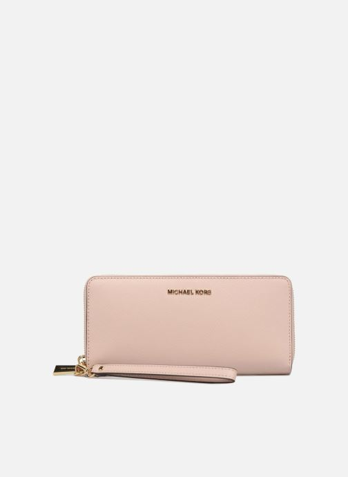 Wallets & cases Michael Michael Kors Money Pieces Travel continental Pink detailed view/ Pair view
