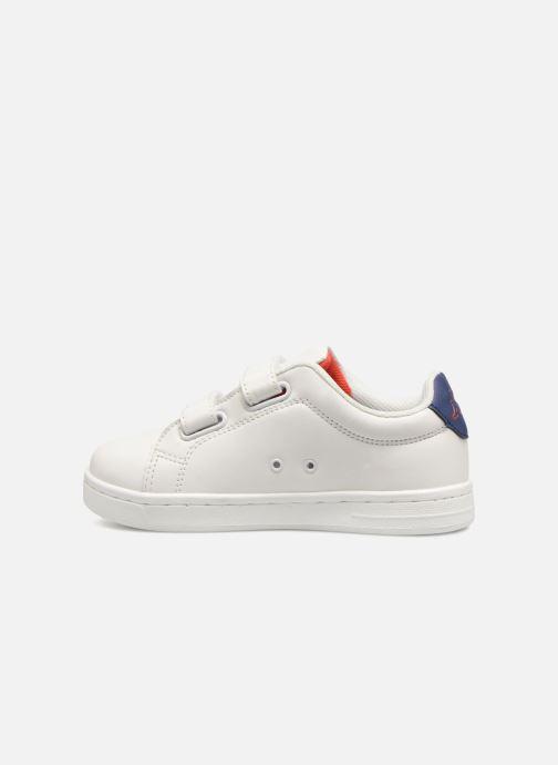 Sneakers Kappa Palavela 2V Bianco immagine frontale