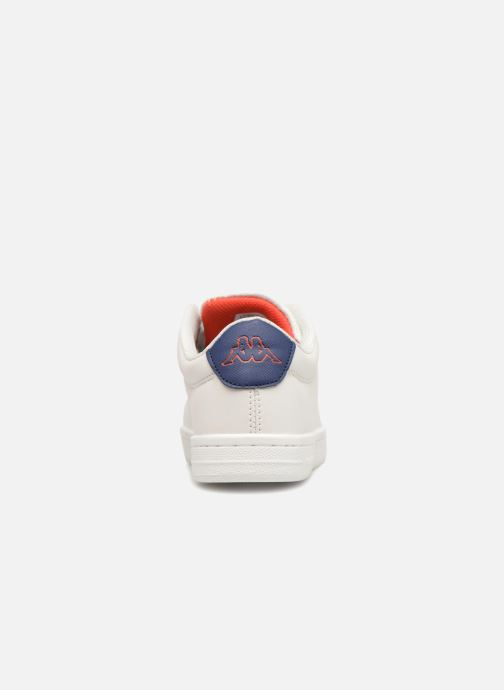Sneakers Kappa Palavela 2V Wit rechts