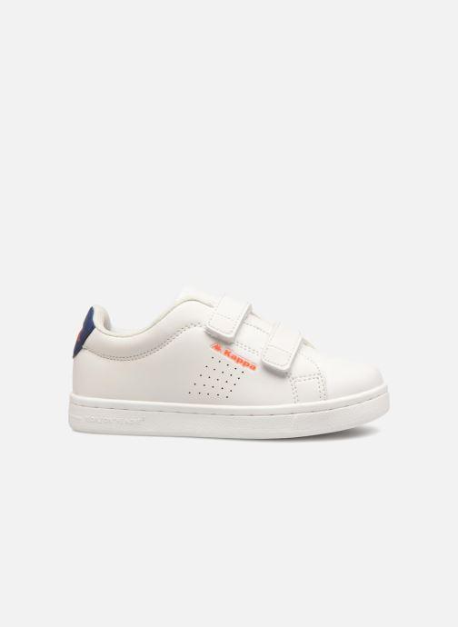 Sneakers Kappa Palavela 2V Wit achterkant