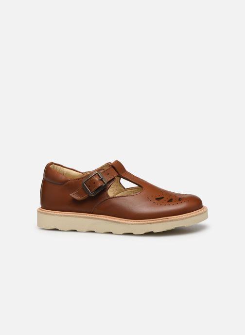 Sandales et nu-pieds Young Soles Belle Marron vue derrière