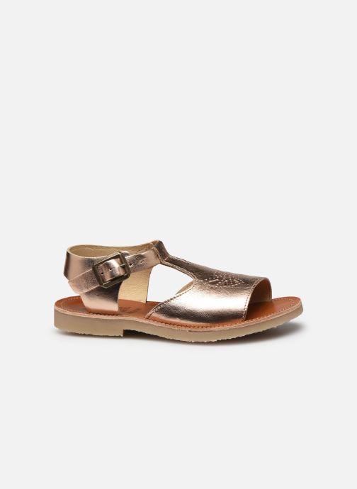Sandali e scarpe aperte Young Soles Belle Argento immagine posteriore