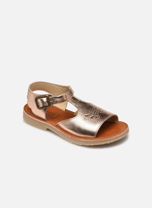 Sandali e scarpe aperte Young Soles Belle Argento vedi dettaglio/paio