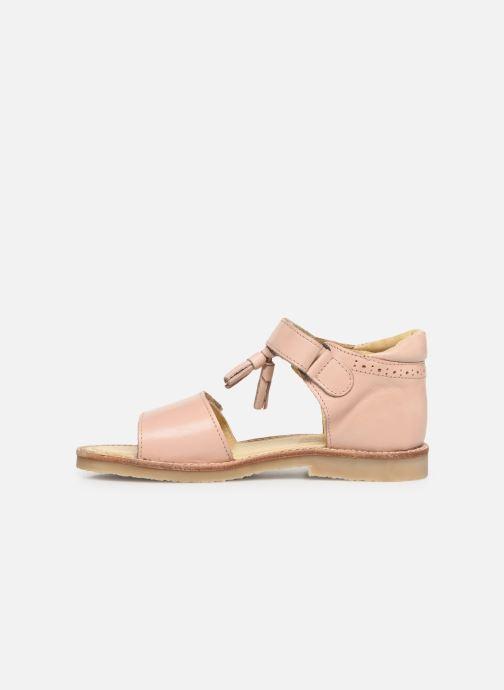 Sandales et nu-pieds Young Soles Flo Rose vue face