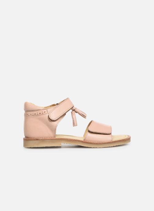 Sandales et nu-pieds Young Soles Flo Rose vue derrière