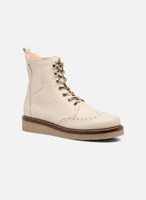 Jonak MIMI Boots (Beige) Bottines et boots chez Sarenza