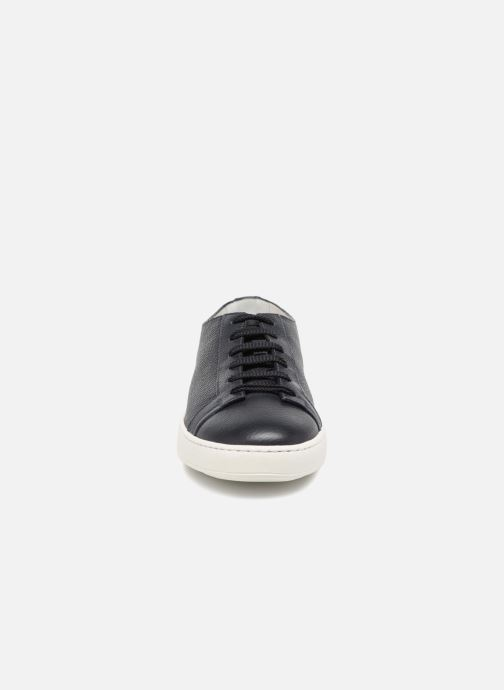 Sneakers Santoni Clean Icon Blauw model