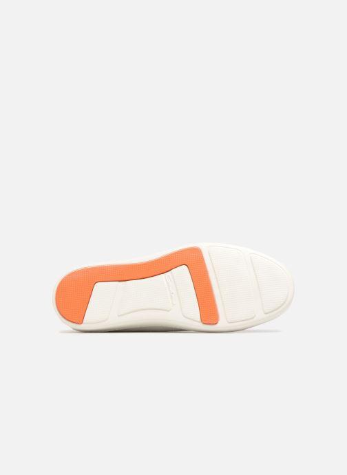 Sneakers Santoni Clean Icon Blauw boven
