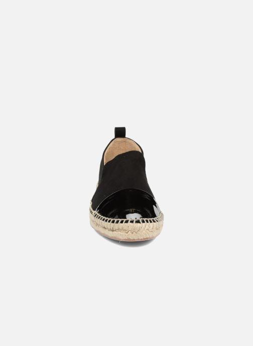 Espadrilles Billi Bi ALTISES Noir vue portées chaussures