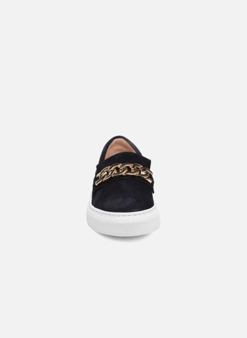 Baskets Billi Bi ASILIDES Bleu vue portées chaussures