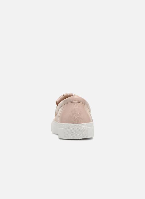 Sneakers Billi Bi CALLEIDA Beige immagine destra