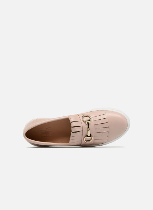 Sneakers Billi Bi CALLEIDA Beige immagine sinistra