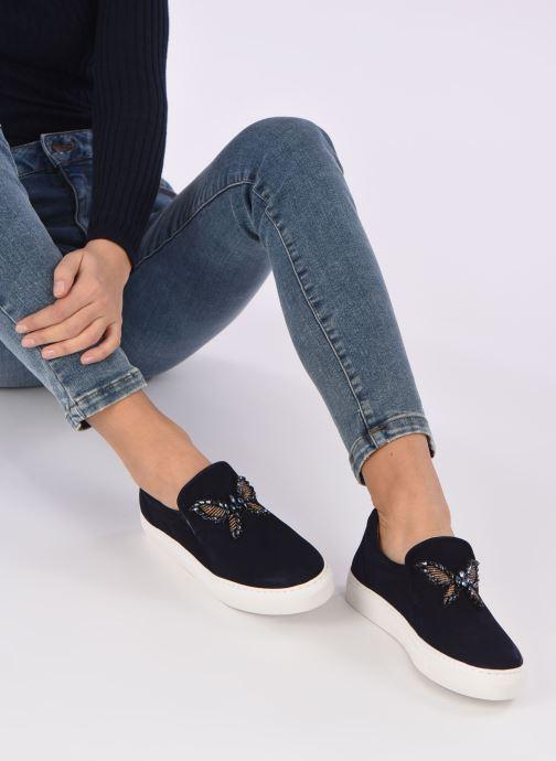 Sneakers Billi Bi ENARGYA Azzurro immagine dal basso