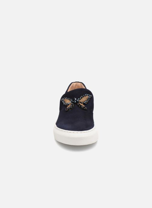 Baskets Billi Bi ENARGYA Bleu vue portées chaussures