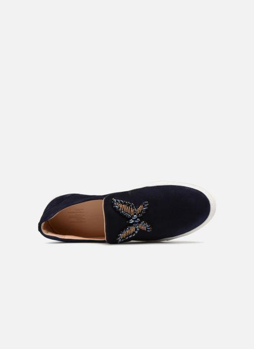 Sneakers Billi Bi ENARGYA Azzurro immagine sinistra