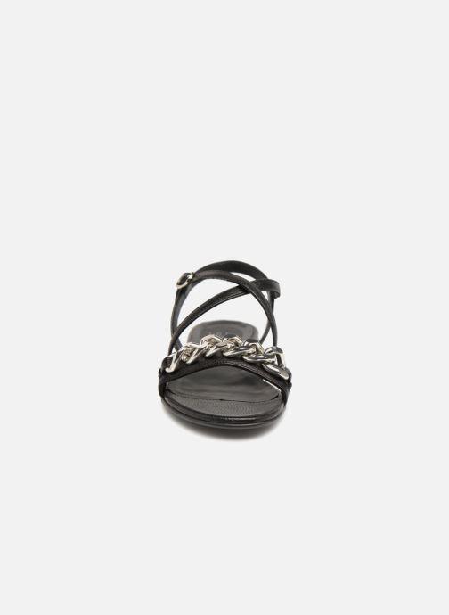 Sandales et nu-pieds Billi Bi LIBELLULA Noir vue portées chaussures