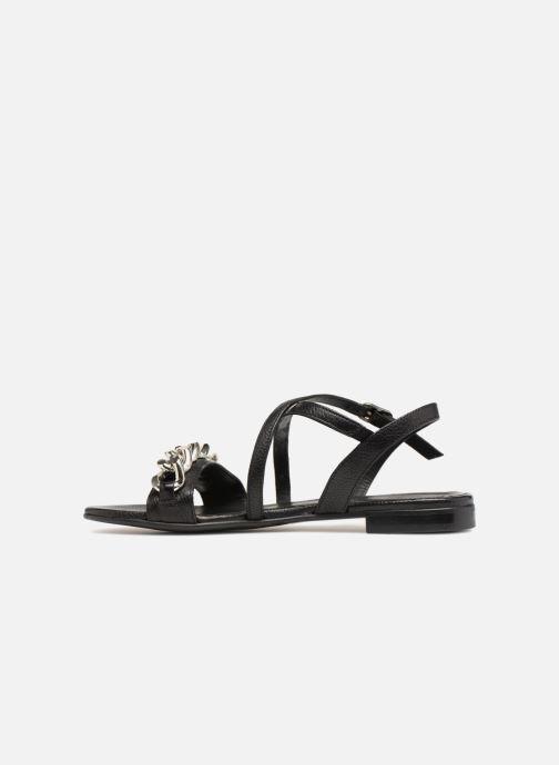 Sandales et nu-pieds Billi Bi LIBELLULA Noir vue face