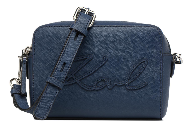 LAGERFELD K DEEP Essential Bag Camera KARL Signature A332 PETROL dw56T