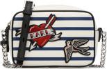 Handväskor Väskor Captain Karl Crossbody Rayures