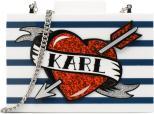 Handtaschen Taschen K Kaptain Karl Rayures