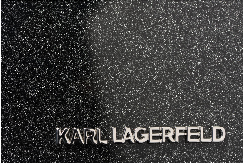 LAGERFELD K BLACK Minaudière Sporty KARL A999 qYF6dYw
