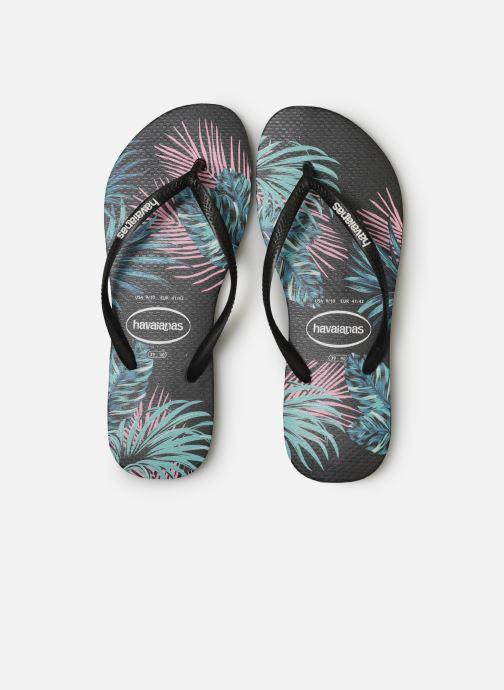 Slippers Havaianas Slim Tropical Floral Multicolor model