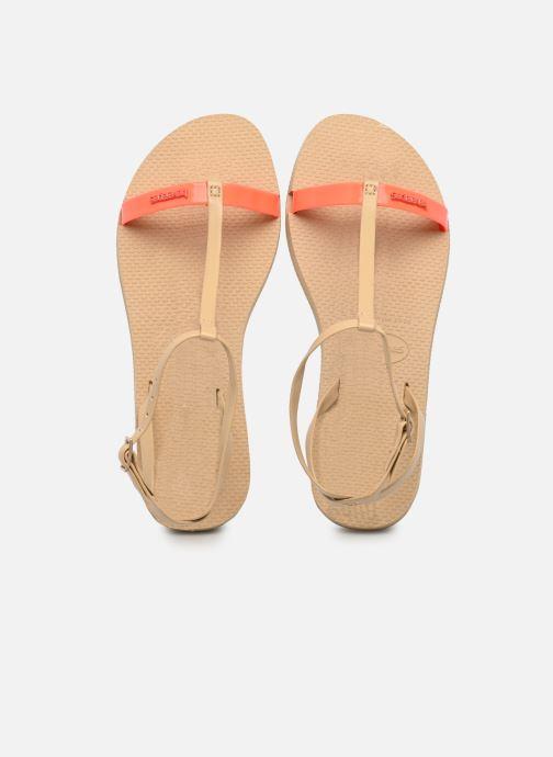 Sandali e scarpe aperte Havaianas You Belize Beige vedi dettaglio/paio