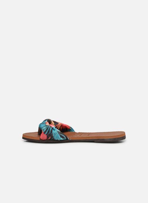 Tongs Havaianas You Saint Tropez Multicolore vue face