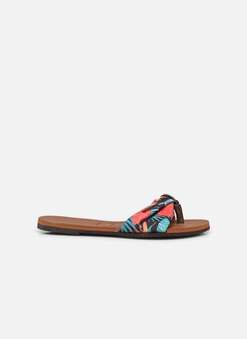 Slippers Havaianas You Saint Tropez Multicolor achterkant