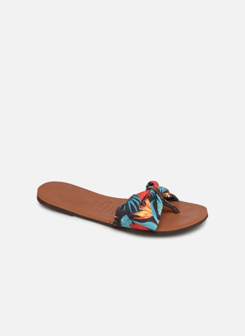 Tongs Havaianas You Saint Tropez Multicolore vue détail/paire