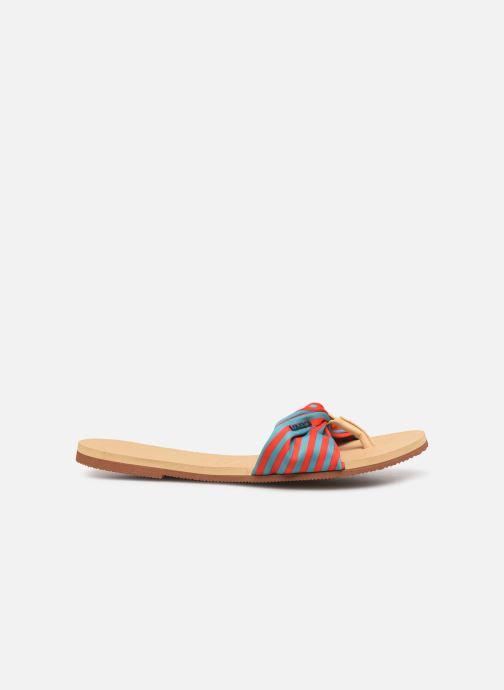 Flip flops Havaianas You Saint Tropez Multicolor back view