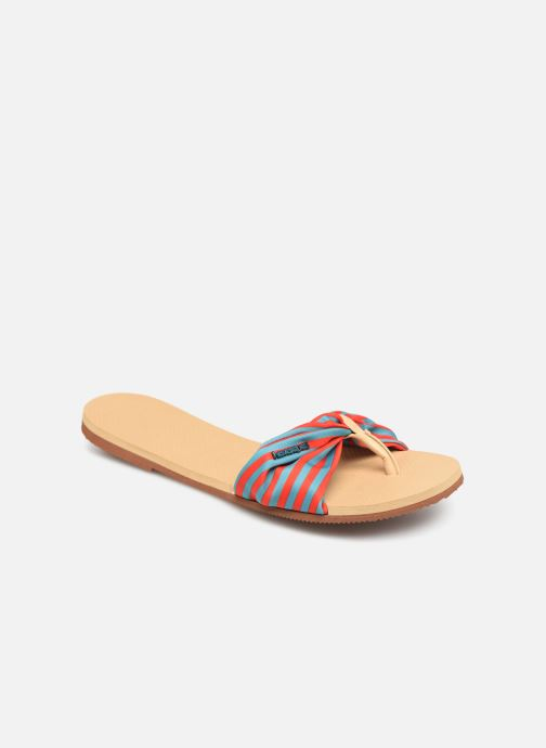 Chez Saint You multicolore Tropez Havaianas Tongs vnS1qpng