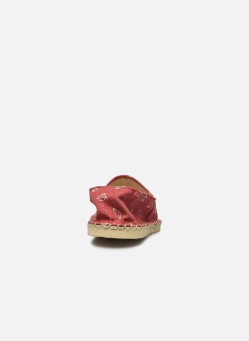 Scarpe di corda Havaianas Origine Beach Rosso immagine destra