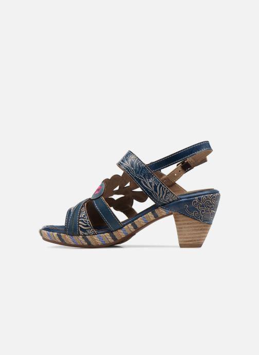 Sandales et nu-pieds Laura Vita Belfort87 Multicolore vue face