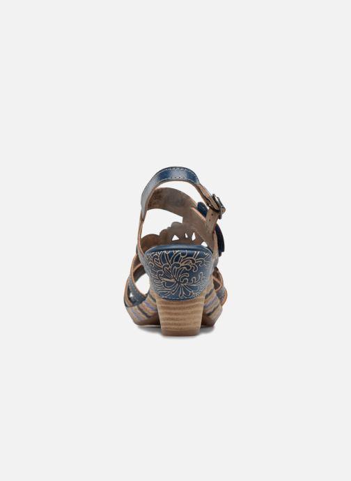 Sandali e scarpe aperte Laura Vita Belfort87 Multicolore immagine destra
