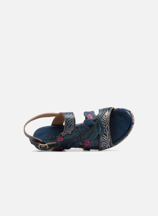 Sandali e scarpe aperte Laura Vita Belfort87 Multicolore immagine sinistra