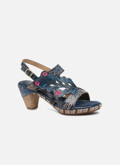 Sandales et nu-pieds Laura Vita Belfort87 Multicolore vue détail/paire