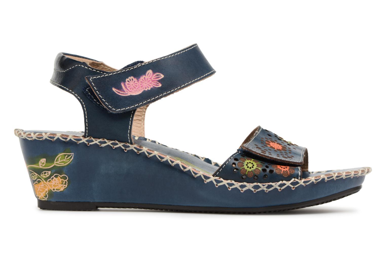 Sandales et nu-pieds Laura Vita Betsy67 Bleu vue derrière
